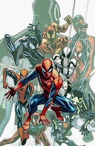 Agent-Venom-Iron-Spider-2099-Ben-Reilly-Stealth-Captain-Universe-Spider-Man-Art