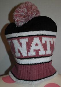 0bd54c6b30c Victoria s Secret PINK Nation Puff Ball Beanie Hat  New w o tags ...