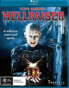 Hellraiser-Clive-Barker-039-s-Blu-ray-NEW-SEALED