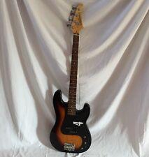 Vintage Eastwood Bass Electric Guitar By Oscar Schmidt. Model EB 10/3 S
