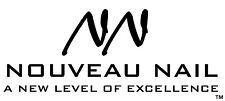 Nouveau Nail Tips Refill Packs - French White - 50pcs