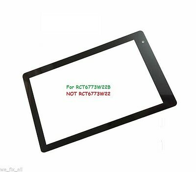 """Digitizer Touch Screen Fo RCA Voyager 7/"""" Tablet RCT6873W42//6773W22 RCT6873W42KC"""
