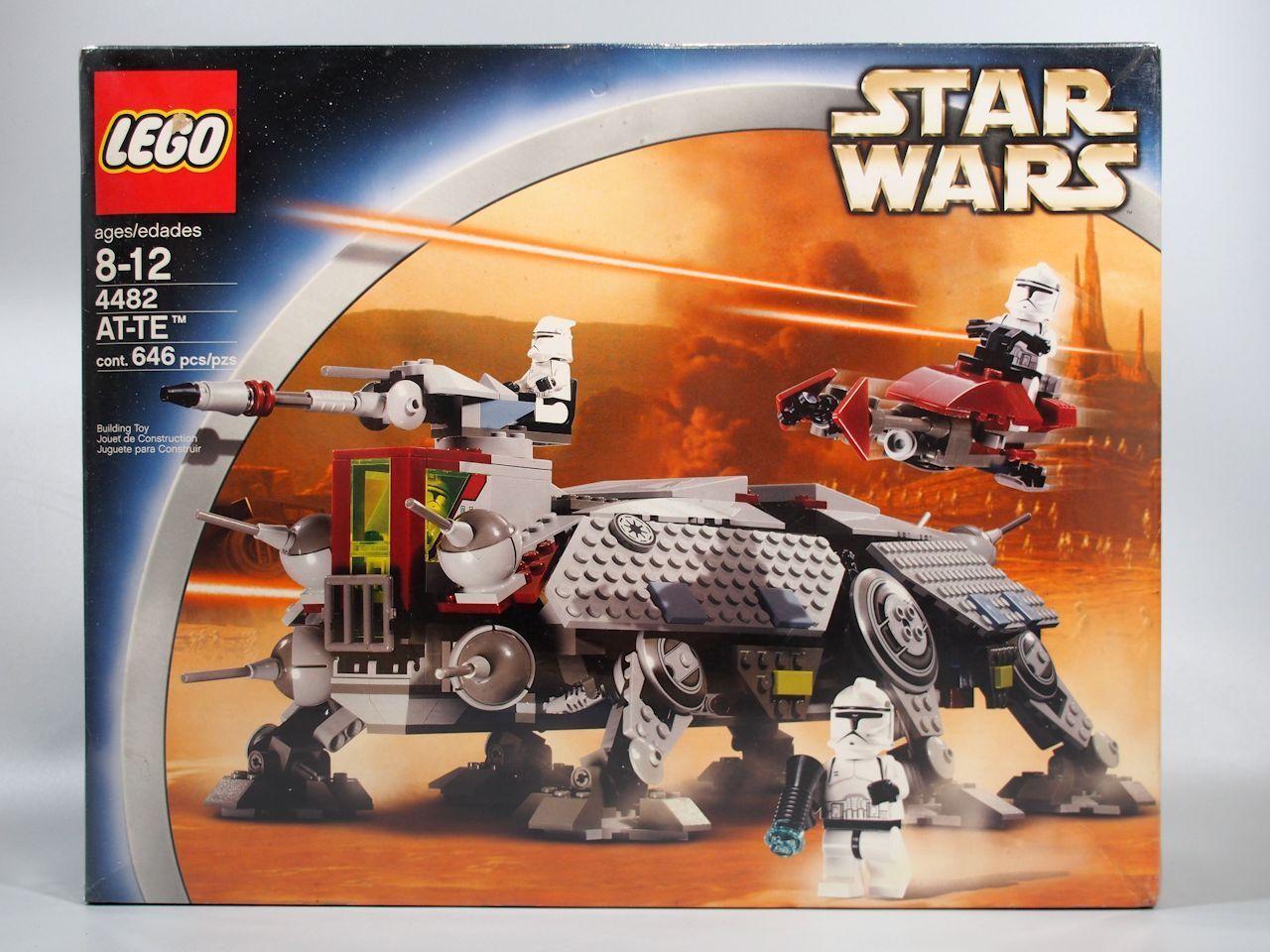LEGO LEGO LEGO 4482 Star Wars AT-TE NEW & SEALED 7c2326