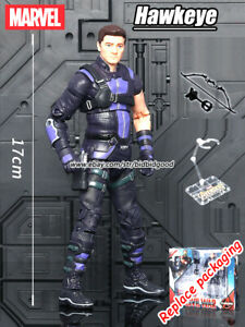 Hawkeye-Marvel-Avengers-Legends-Comic-Heroes-7in-Action-Figure-Kids-Collect-Toys