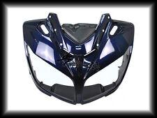 ABS Injection Upper Fairing Nose For Yamaha 2006-13 FZ1/S FAZER1000 Sapphire BL
