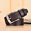 Men-039-s-Jeans-Belts-Pin-Buckle-Cowhide-Genuine-Leather-Belts-Waistband-Strap-Belt thumbnail 12