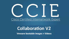 Cisco CCIE Collaboration v2 Voice Lab  VMware images CUCM CUPS CUC  v12 + VIDEOS