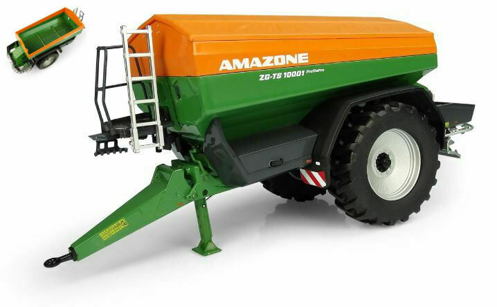Amazone ZG-TS 10001 Spreader Spandiconcime 1 32 Model 5344 UNIVERSAL HOBBIES
