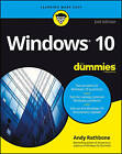 Windows 10 For Dummies by Andy Rathbone (Paperback, 2016)