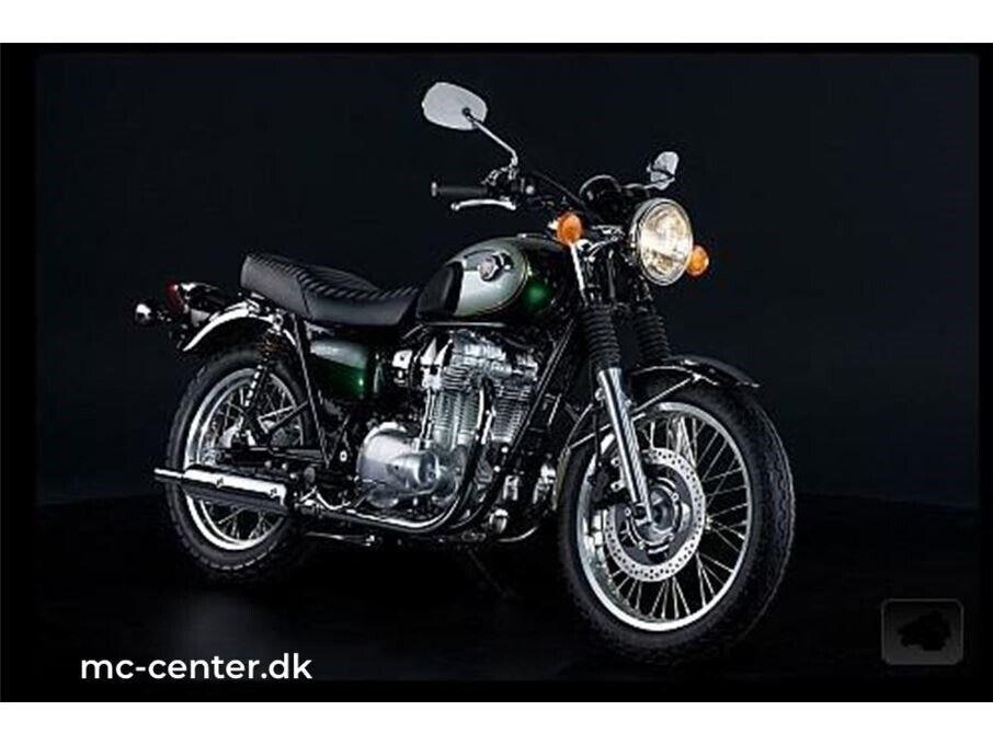 Kawasaki, W 800, ccm 800