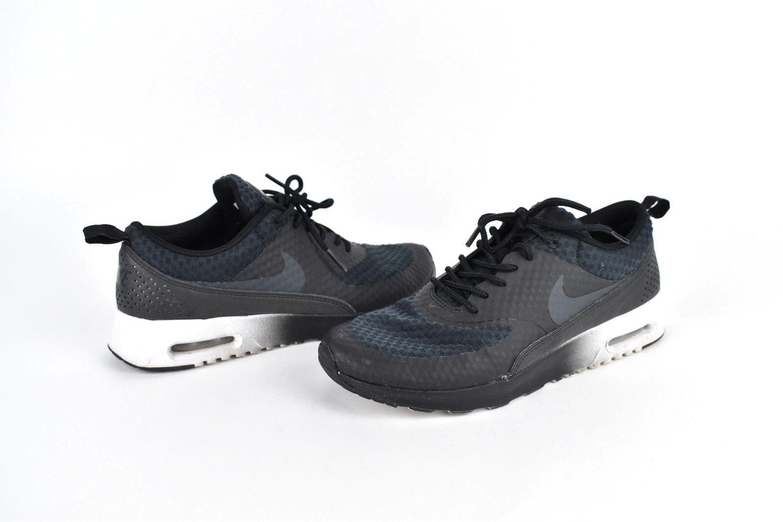 nike noir air max thea femmes est noir nike anthracite Blanc 616723-005  chaussures taille 866eafa04ead