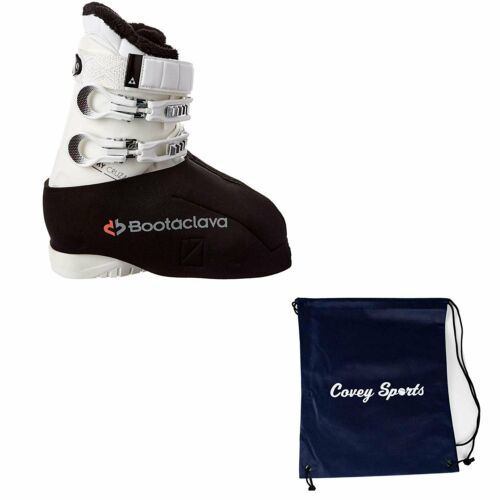 Covey Sports Bootaclava Ski Boot Warmers for Snow Skiing Bundled Bag