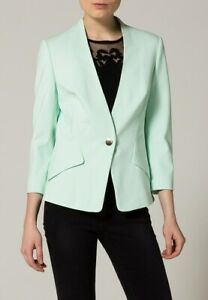 Green Mint Party Tailored Wedding Dress Blazer 10 Baker Races Smart Ted 2 Jacket Ewqx5gvcI