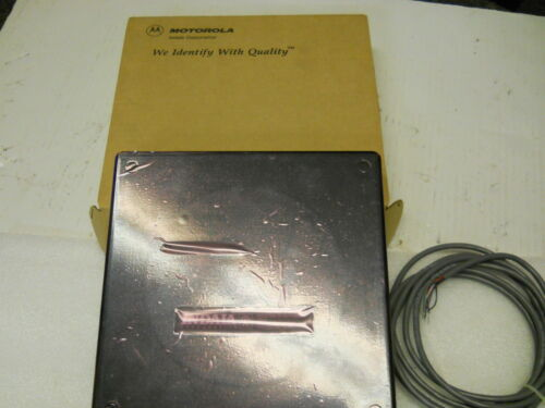 MOTOROLA INDALA IA50EX RFID READER SCANNER 24V NEW CONDITION IN BOX