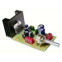 Stereo Power Amplifier Kit - 6-8w Power Output ( Kit 143 )