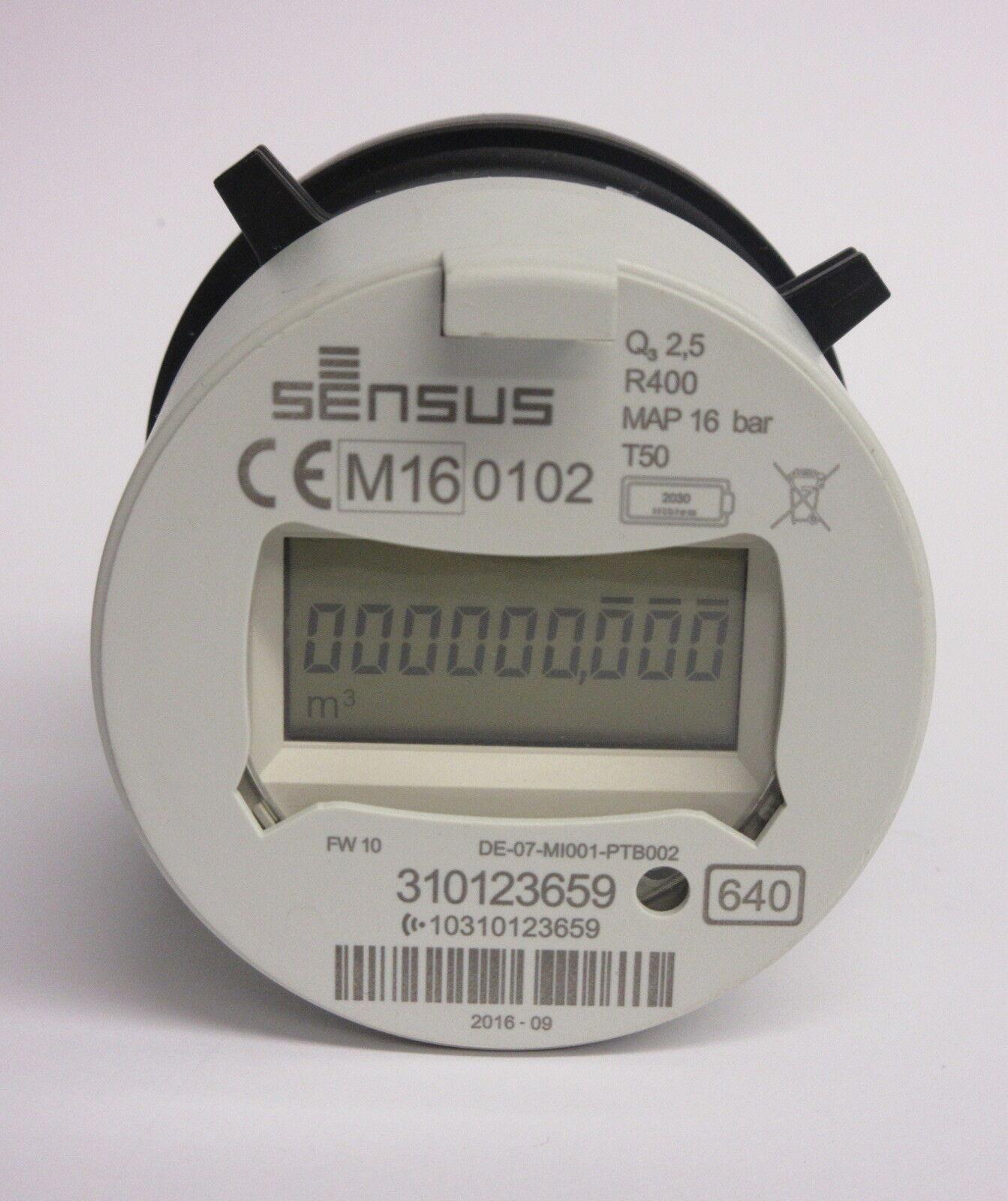 Sensus 640CM Water meter Volumetric Meter