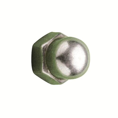 316 Marino Inoxidable din 1587-100pk Hex cúpula NUTS A4 M5 5mm
