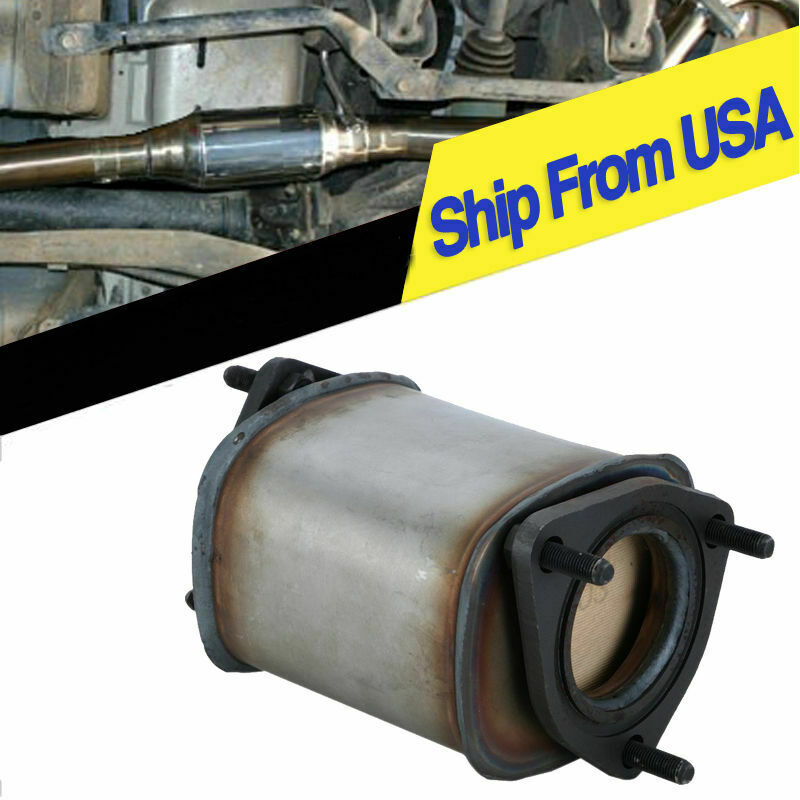 1.6L Front Side Catalytic Converter compatible with 2004-2008 Chevrolet Aveo 2007-2008 Chevrolet Aveo5