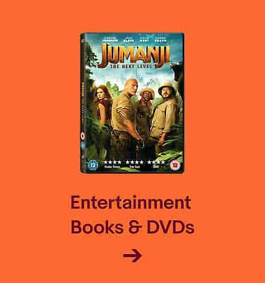 Entertainment  Books & DVDs