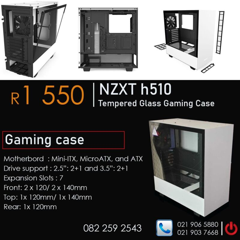 Nzxt new casing for R1550