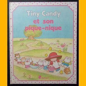 TINY-CANDY-ET-SON-PIQUE-NIQUE-Tsuneo-Oda-1985