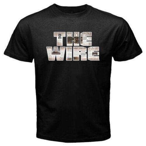 New THE WIRE Omar Little TV Show Men/'s Black T-Shirt Size S M L XL 2XL 3XL