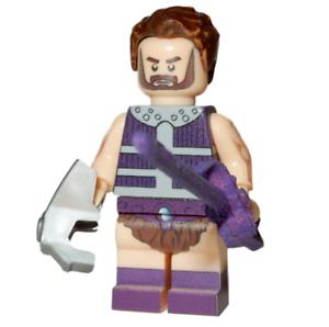 Masters Of The Universe MOTUC Block Minifigure BLADE **NEW** Custom Printed