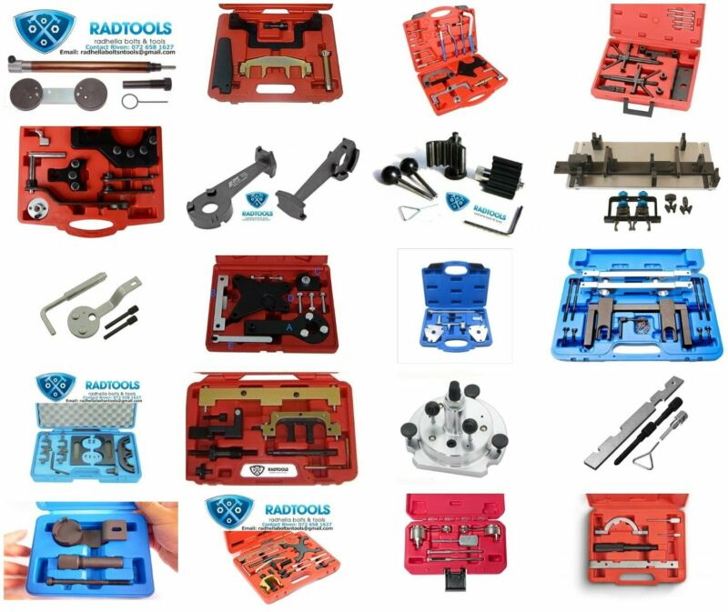 Automotive Timing Tool kits available to Purchase or Rent