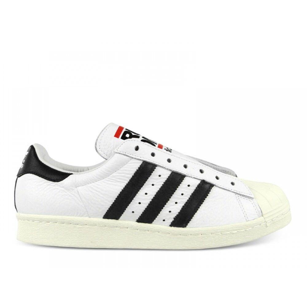 Adidas Originals 2013 RUN DMC SUPERSTAR 80S TRAINERS BNIB UK11