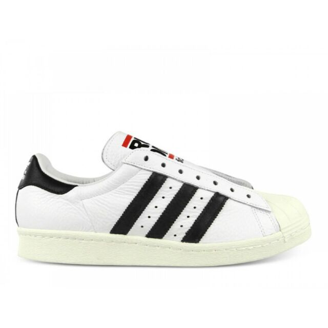 Adidas Originals 2013 Run DMC Superstar 80s Turnschuhe OVP uk11