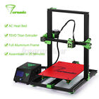 3D DIY Printer Kit 300*300*400mm Large Printing Size 1.75mm 0.4mm Nozzle 110V