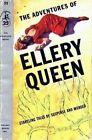 The Adventures of Ellery Queen by Ellery Queen (CD-Audio, 2015)