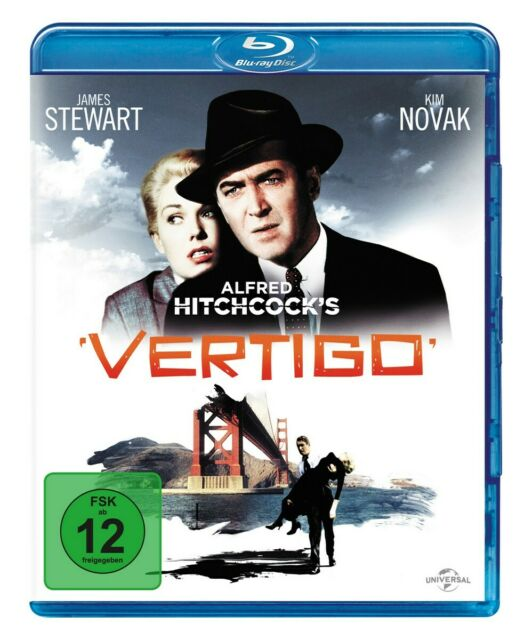 Alfred Hitchcock - Vertigo, 1 Blu-ray