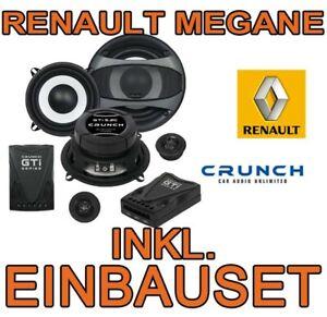 haut-parleurs porte avant et arri/ère Renault megane 3 pG audio