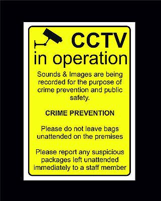 Cctv crime prevention