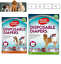 Simple-Solution-Dog-Diaper-Disposable-Dog-Nappy-Dog-Pants-Various-Sizes thumbnail 1