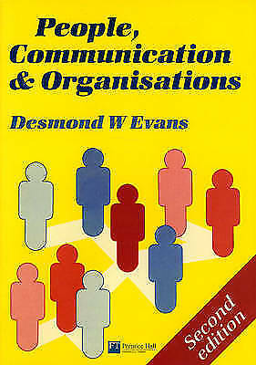 1 of 1 - People, Communication and Organisations (Management and Communication Skills), E