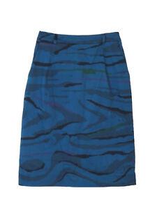Marine By Bleu Thornton Bregazzi Camo New Jupe Coton Preen Mélangé En R5xq80