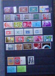 Netherlands-1959-1992-Commemorative-issues-UPU-Europa-Child-Welfare-etc-MNH