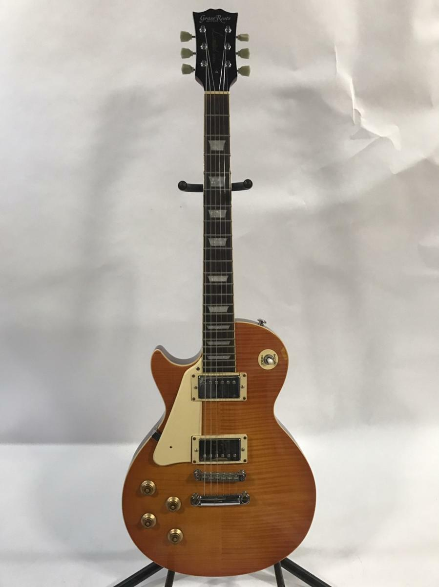 GrassRoots G-LP-50S for left beutiful JAPAN rare useful EMS F S