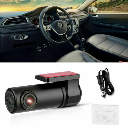 NEU Mini Auto Kamera HD 1080P Dashcam Recorder DVR 170° G-Sensor Nachtsicht