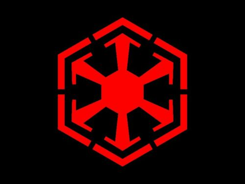 Car Window Wall Decor Star Wars SITH EMPIRE Vinyl Decal Sticker