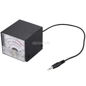 External S Meter/SWR/Power Meter display for Yaesu FT-857/FT-897 Metal Cover TT