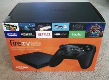 Amazon Fire TV- Gaming Edition- with Game Controller & 32 GB microSD card - NEW