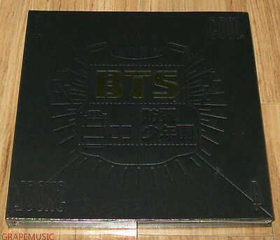 BTS 방탄소년단 2 Cool 4 Skool SINGLE K-POP CD SEALED