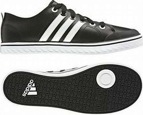 adidas Vulcster K shoes Leather (live lea) G62294 Casual shoes K for girls 184d14