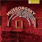 Modest Mussorgsky - Mussorgsky: Pictures at an Exhibition; Songs and Dances of Death; Night on Bare Mountain (2015)