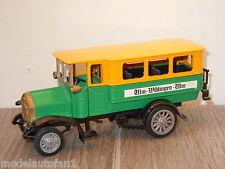 MAN Erster Diesel Lastwagen 1923/24 van Ziss Modell Germany *16005