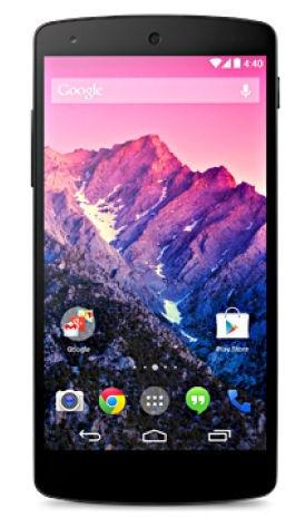 1 von 1 - LG Nexus 5 Google 32GB Schwarz / foliert / simlockfrei / topp / Modell LG-D821
