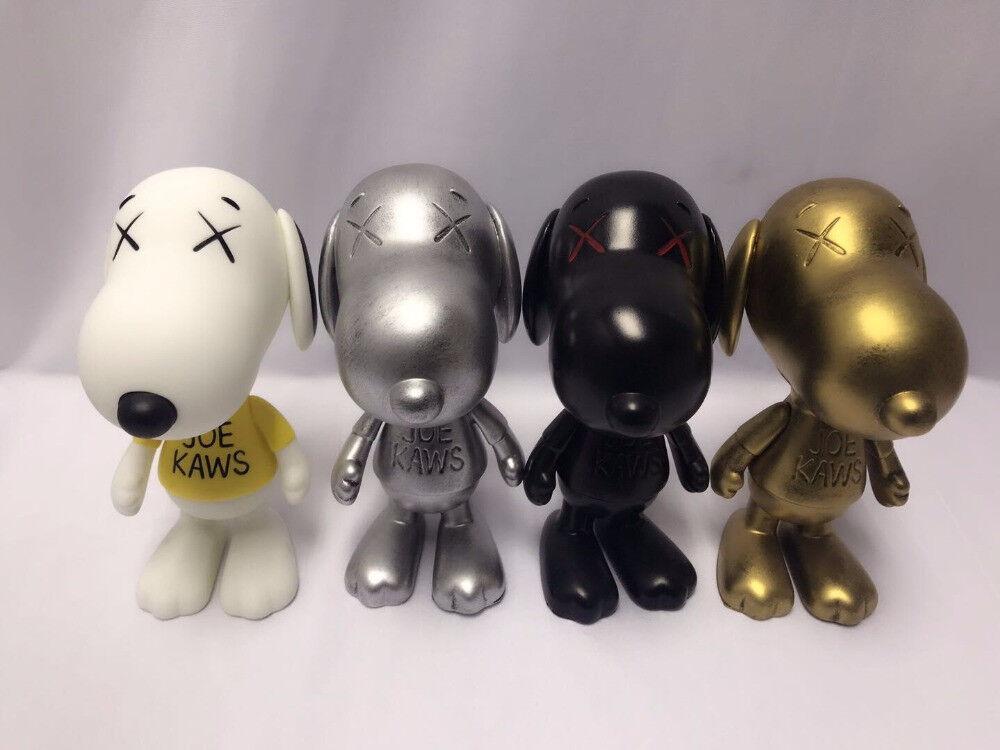 Auténtico KAWS Joe Snoopy Medicom Juguete 4 Estilos Nuevo Lo último 2019-envío a todo el mundo